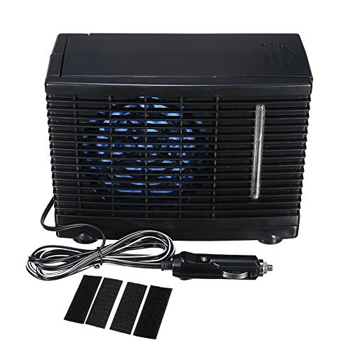 Yutang Mini Air Conditioner, Car Cooling Air Fan 12V Auto Vehicle Van Speed Adjustable Silent Portable Cooler by Yutang (Image #5)