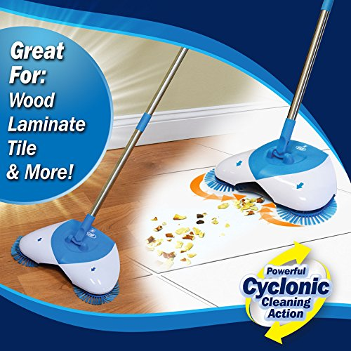 Buy electric broom for tile floors