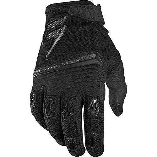 Shift Racing Recon Men's MotoX Motorcycle Gloves - Black / Large (Recon Gloves Motorcycle)