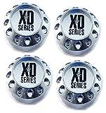 xd series badlands - KMC XD Series Set (4pcs) KMC XD Chrome Center Caps 2. 75