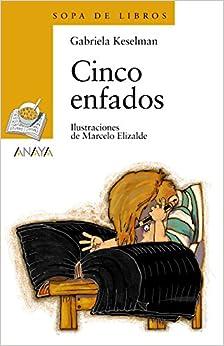 Cinco Enfados (literatura Infantil (6-11 Años) - Sopa De Libros) por Gabriela Keselman