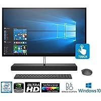 HP ENVY 27 UHD 3840 x 2160 Display, Core i7-7700T, 2TB HD/256GB SSD All-in-One