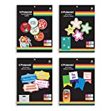 Polaroid - Print Your Own Decorative Labels. 880 Blank Labels Total, 32 Label Sheets. Suitable for Inkjet Printers