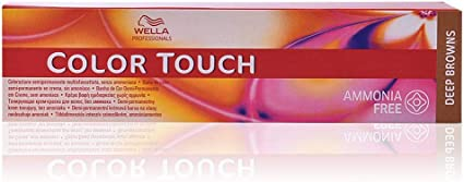 Wella Color Touch Deep Brown Ammonia Free 7/73 Tinte - 60 ml