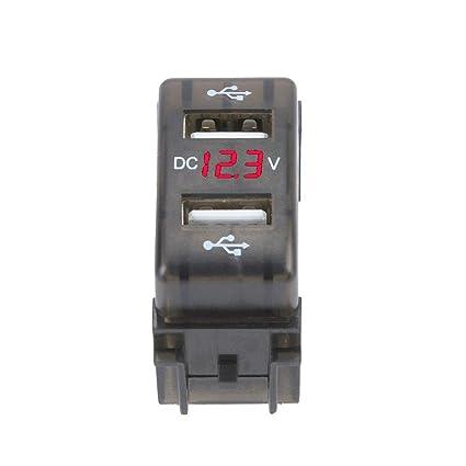 Yctze Cargador USB, adaptador de alimentación para cargador ...