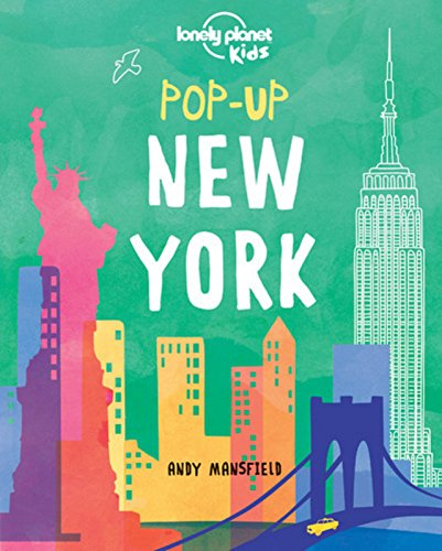 Pop Up New York  Lonely Planet Kids