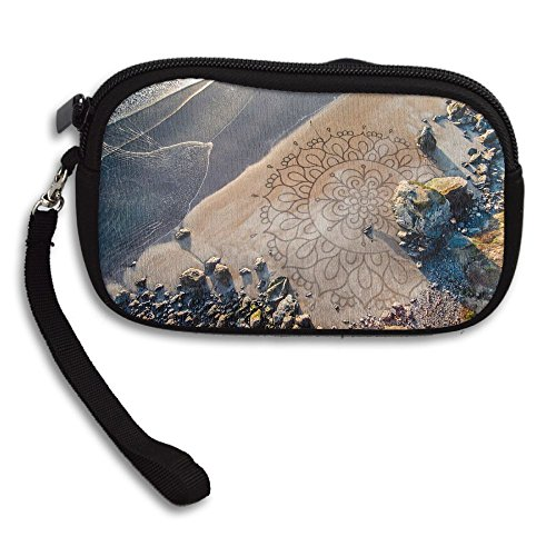 Portable Deluxe Bag art Small sand amador Andres Printing Purse Receiving Z7vx06Znqw