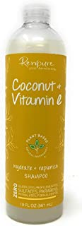 product image for Renpure, Shampoo Coconut Milk Vitamin E, 19 Ounce
