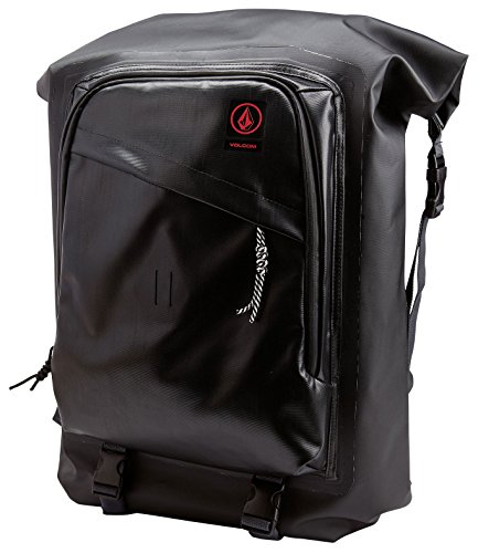 Volcom Men's Mod Tech Dry Bag, Black, One Size