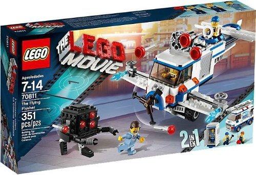 with LEGO Movie design