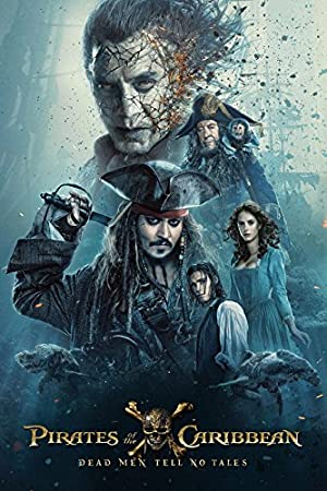 Image result for pirates of the caribbean salazar's revenge poster