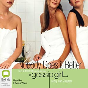 Nobody Does It Better Audiobook