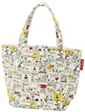 Tote type Insulated lunch bag Snoopy SNOOPY comic