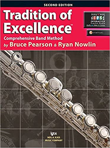 tradition of excellence book 1 flute bruce pearson 本 通販