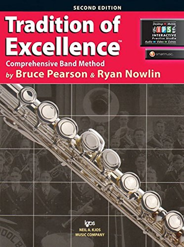 W61FL - Tradition of Excellence Book 1 - Flute