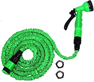 Expandable No Kink Garden Hose Pipe Available Sizes 25ft 50ft 75ft 100ft 150ft 50 Feet