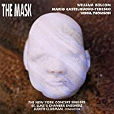 singer mask - New York Concert Singers: The Mask