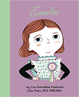 527439b508 Emmeline Pankhurst  My First Emmeline Pankhurst Little People