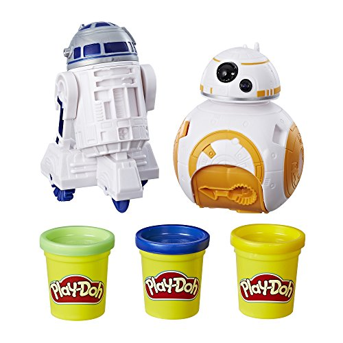 Play-Doh Star Wars BB-8 and R2-D2 JungleDealsBlog.com