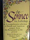 The Sonnet, Robert M. Bender, 0671637320