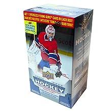 2013-14 Upper Deck Series 1 hockey cards Blaster Box