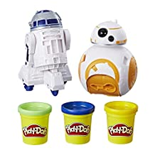 Play-Doh Arts & Crafts BB8 & R2D2 Star Wars