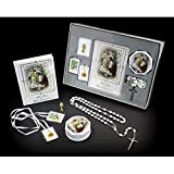SF001 Catholic & Religious Gifts, First Communion Set Girl English