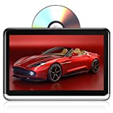 Android 6.0 System Car DVD Player Headrest Upgrade Version for Car Headrest Entertainment No Battery Designed for In Car Use(FM, HDMI, Bluetooth, WIFI, USB, TF)