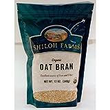 Organic Oat Bran - 12 x 12 Oz
