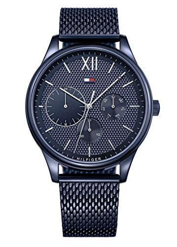 Tommy Hilfiger Damon – Reloj de Cuarzo para Hombre con Esfera múltiple