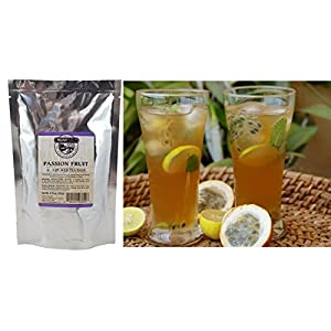 Flavored Unsweetened Iced Tea Bags, Marketspice Sun Tea Variety, Separate Assortment With Each Package Containing 6 - 2 Quart Tea Bags (Passion Fruit)
