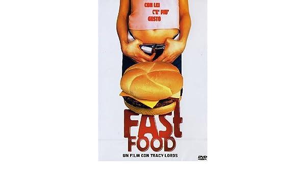 Fast Food [Italia] [DVD]: Amazon.es: Traci Lords, Kevin Mccarthy, Michael J. Pollard, Michael A. Simpson: Cine y Series TV