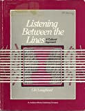 Listening Between the Lines 9780201140934