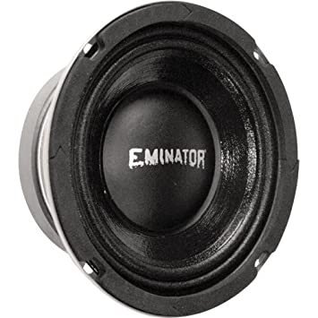 Amazon.com: Eminator EMINATOR 1506 6 pulgadas Eminator Car Audio Altavoces: Electronics
