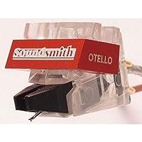 Soundsmith Otello Acrylic Hand-built Hi-output Moving Iron Phono Cartridge