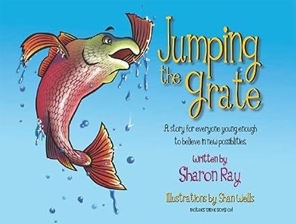 Amazon.com: Saltando de la rejilla, libro para niños con ...