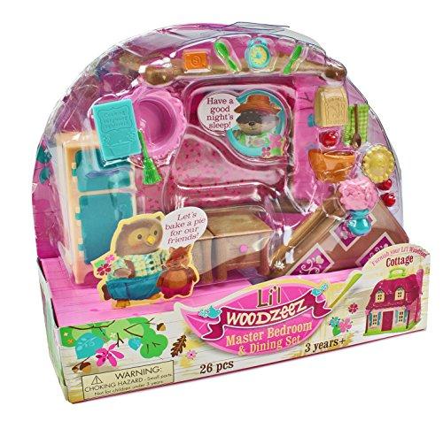 lil woodzeez toys - 2