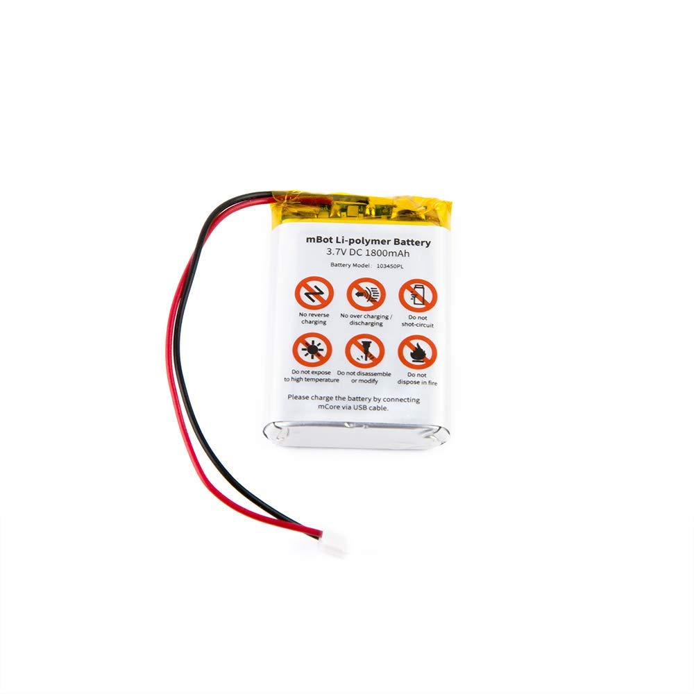 Bateria Makeblock iPo Battery for mBot 3.7V