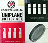 Rockwell Uniplane Cutters