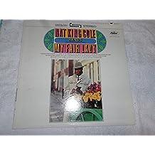 My Fair Lady - Nat King Cole LP