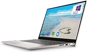 "Dell Inspiron 14 5000 2-in-1 Convertible Laptop Computer, 14"" HD Touch, 11th Gen Intel 4-Core i5-1135G7, 16GB DDR4 RAM, 1TB NVMe M.2 SSD, Windows 10 Pro, Wi-Fi 6, Bluetooth 5.1, Webcam, USB-C, HDMI"