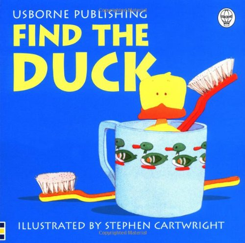 Find the Duck (Usborne Find it Board Books)