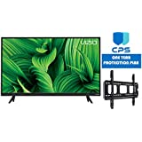 "Vizio D-Series D32hn-E1 32"" Class Full-Array LED TV (Certified Refurbished) + Wall Mount Bracket + 1 Year CPS Warranty"