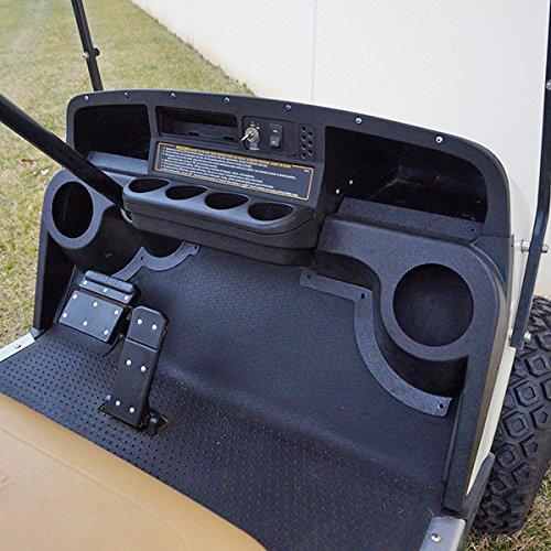 Speaker Pod, SET OF 2, Black ABS, EZGO TXT 94+
