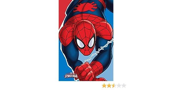 /Toalla de mano 30/x 50/cm Marvel Spiderman/ 558