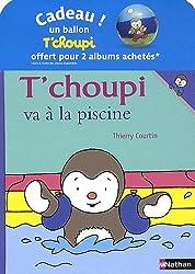pack 5 t'choupi 2011 (t'choupi va a la picine+t'choupi s'habille tout seul)
