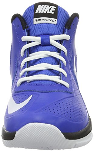 Ball Royal de GS D Espadrilles Basket 7 Azul Game Team White NIKE black Homme Hustle YqxC8W7