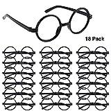 Ranpower 18 Pack Wizard Glasses Plastic