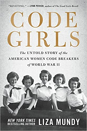 Image result for code girls book cover mundy