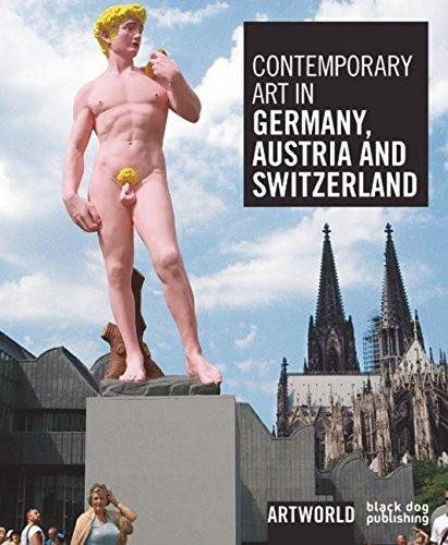Contemporary Art in Germany, Austria and Switzerland: ARTWORLD Dominikus Müller
